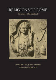 Religions of Rome: Volume 2 by Mary Beard