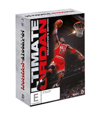 NBA Ultimate Jordan Collector's Edition on DVD