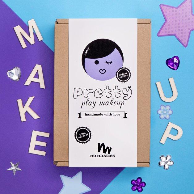 No Nasties: Nancy Deluxe Purple Pretty Play Makeup Box