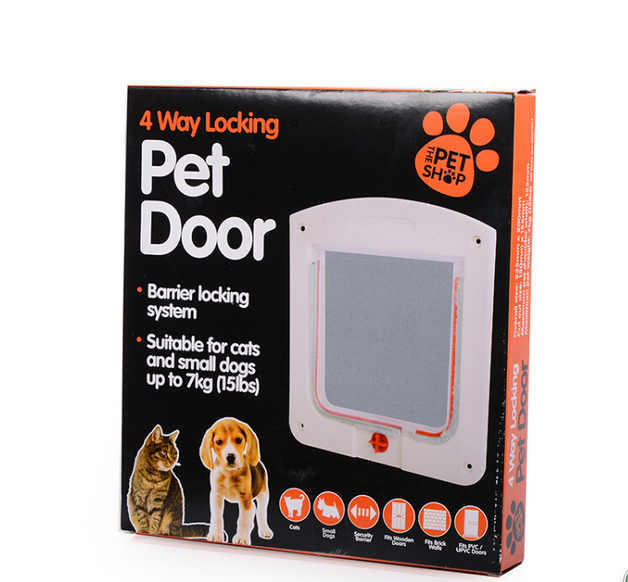 Cats & Dogs Flap Door