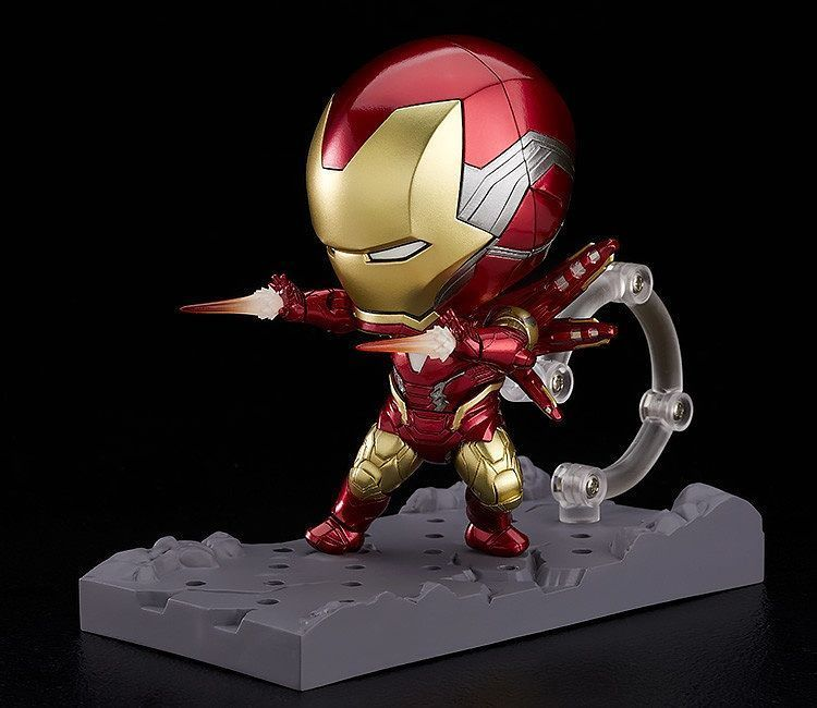 Avengers: Iron Man Mark 85 (Endgame Ver. DX) - Nendoroid Figure image