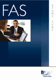 FAS: 4: Retirement Planning: Study Text by BPP Learning Media