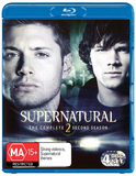 Supernatural - The Complete Second Season on Blu-ray