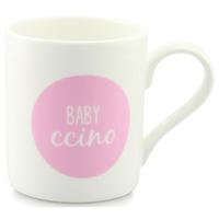 Baby-ccino Mug - Pink