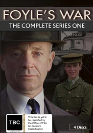 Foyle's War: The Complete Series 1 on DVD
