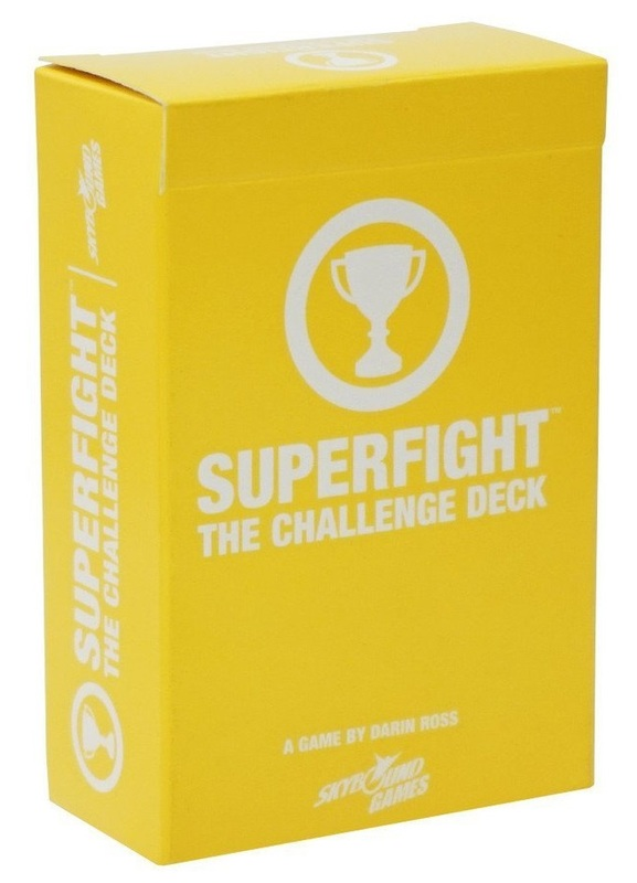 Superfight! - The Challenge Deck