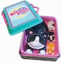 My Studio Girl: Newbies - Cat Sewing Kit