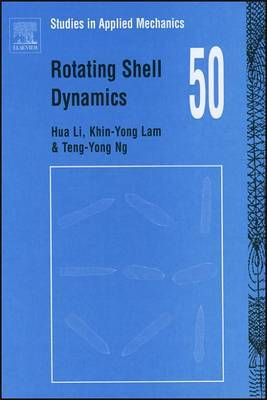 Rotating Shell Dynamics: Volume 50 by Hua Li image