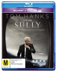 Sully on Blu-ray, UV