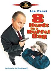 8 Heads In A Duffel Bag on DVD