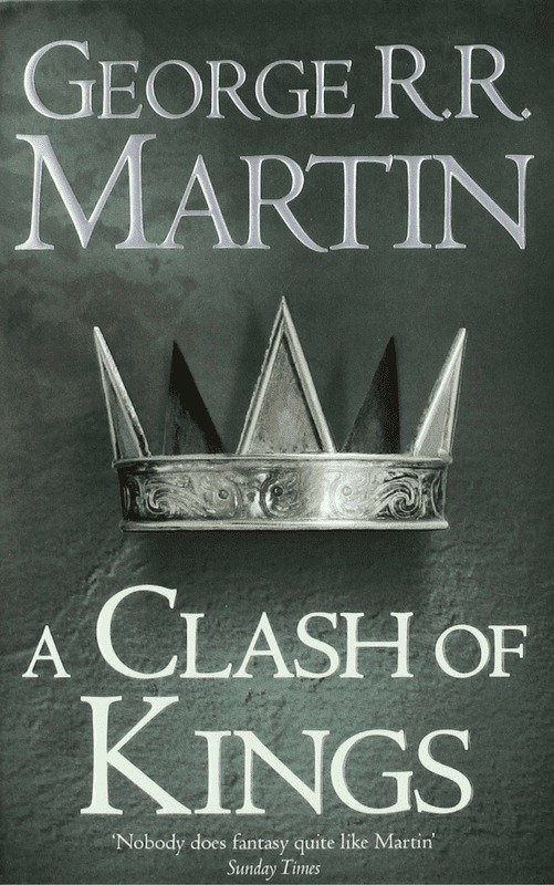 A Clash of Kings (Song of Ice and Fire #2) (UK Ed.) by George R.R. Martin image