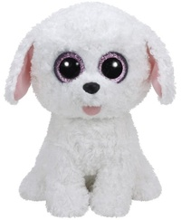 Ty: Beanie Boo - Pippie Dog (Medium)