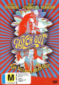 Psych-out on DVD