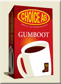 Choice Brew Fridge Magnet - Glenn Jones