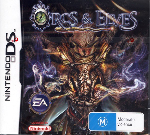 Orcs & Elves for Nintendo DS image