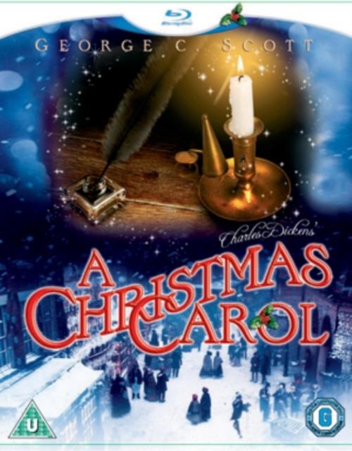 A Christmas Carol on Blu-ray