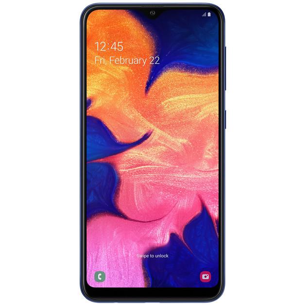 Samsung: Galaxy A10 (2019) Smartphone - 32GB/Blue