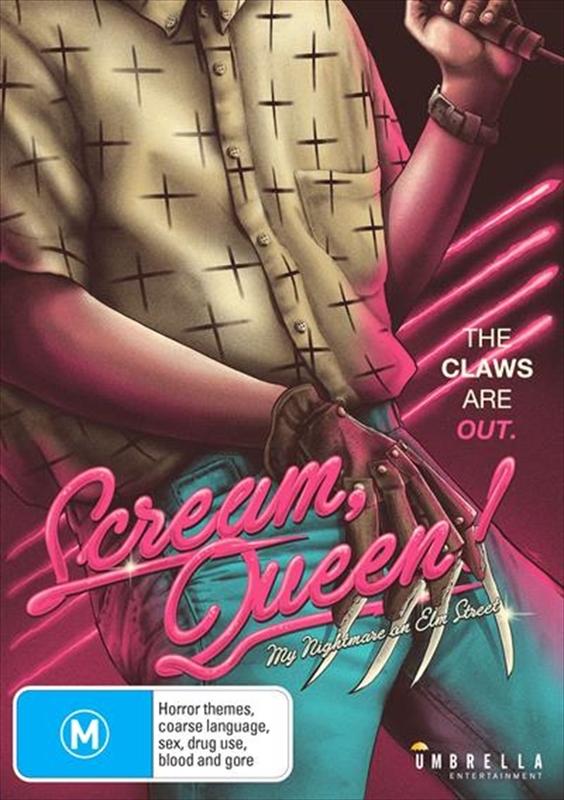 Scream, Queen! My Nightmare On Elm Street on DVD