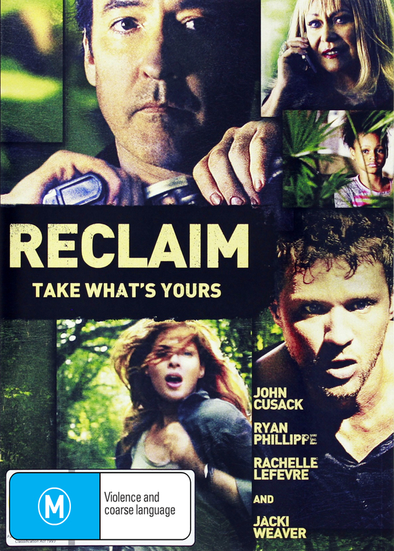 Reclaim on DVD
