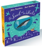The Snail and the Whale and Room on the Broom: Board-Book Slipcase by Julia Donaldson