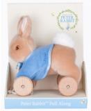 Beatrix Potter: Pull Along Peter Rabbit