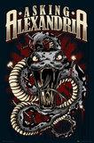 Asking Alexandria: Maxi Poster - Snake (500)