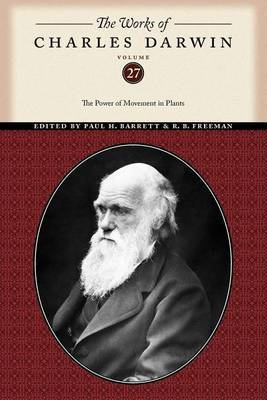 The Works of Charles Darwin, Volume 27 by Charles Darwin