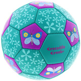"Crocodile Creek 5.5"" Soccer Ball - Butterfly"