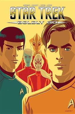 Star Trek Boldly Go, Vol. 2 by Mike Johnson