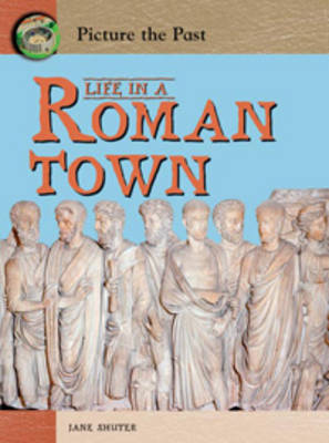 Life In A Roman Town by Jane Shuter image