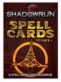 Shadowrun RPG: Spell Cards V1