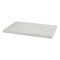 Terrazzo Stone serveboard - Rectangle (Grey)