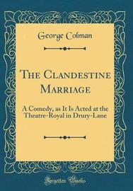 The Clandestine Marriage by George Colman image