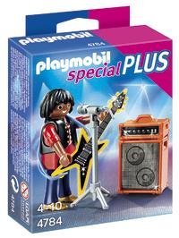 Playmobil: Special Plus - Rock Star (4784)