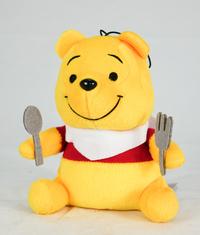 Winnie-the-Pooh small plush - Apron