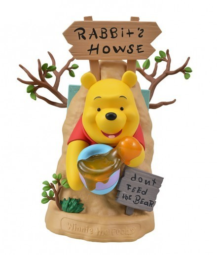 Winnie-the-Pooh - Rabbit House - PVC Figure