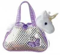 Aurora: Fancy Pal Pet Carrier: Unicorn