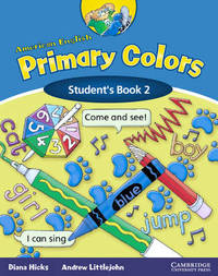 American English Primary Colors 2 Student's Book by Diana Hicks image
