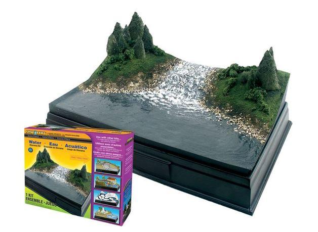 Woodland Scenics Water Diorama Kit