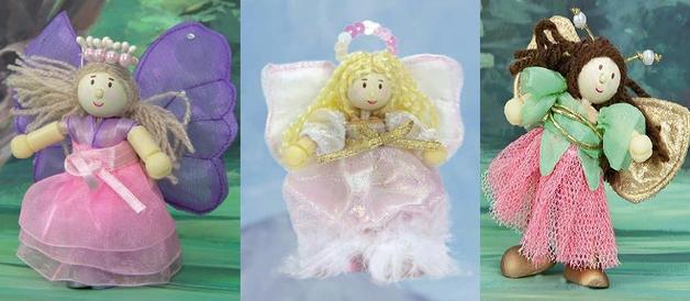 Le Toy Van: Budkins - Fairies Gift Pack