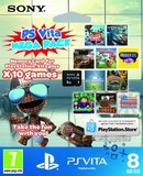 Sony PS Vita Mega Pack (8GB card + 10 titles) for PlayStation Vita