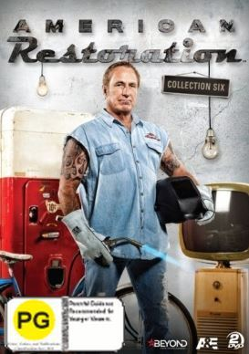 American Restoration - Collection 6 on DVD
