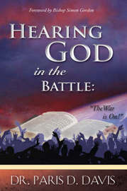 Hearing God in Battle by Paris D. Davis image