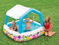 Intex: Sun Shade Pool