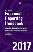 Financial Reporting Handbook 2017 New Zealand Incorporating All Public Benefit Entity Standards as at 1 December 2016 by CAANZ (Chartered Accountants Australia & New Zealand)