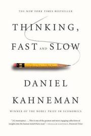 Thinking, Fast and Slow by Daniel Kahneman image