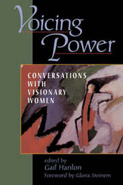 Voicing Power by Gail Hanlon