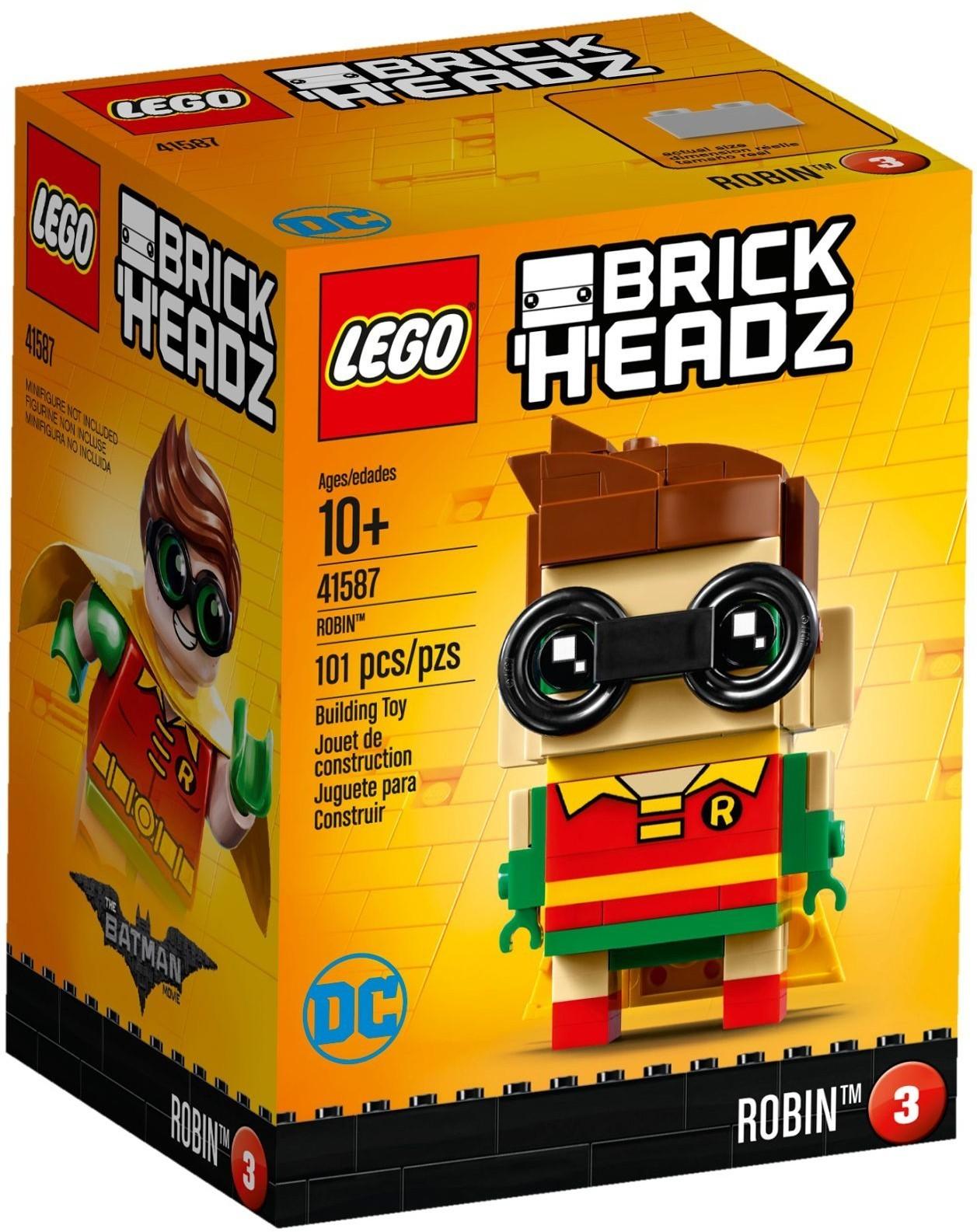 LEGO Brickheadz: Robin (41587) image