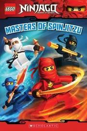 Lego Ninjago Reader: #2 Masters of Spinjitzu