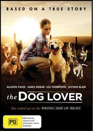 The Dog Lover on DVD